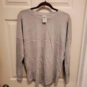 New PINK size XS women's long sleeve shirt